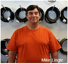 Mike Lingle, the manager of our Oilmont location.